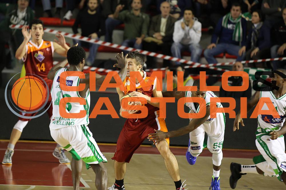 DESCRIZIONE : Roma Lega A 2011-12 Acea Virtus Roma Sidigas Avellino<br /> GIOCATORE : Nemanja Gordic<br /> CATEGORIA : palleggio<br /> SQUADRA : Acea Virtus Roma<br /> EVENTO : Campionato Lega A 2011-2012<br /> GARA : Acea Virtus Roma Sidigas Avellino<br /> DATA : 18/12/2011<br /> SPORT : Pallacanestro<br /> AUTORE : Agenzia Ciamillo-Castoria/ElioCastoria<br /> Galleria : Lega Basket A 2011-2012<br /> Fotonotizia : Roma Lega A 2011-12 Acea Virtus Roma Sidigas Avellino<br /> Predefinita :