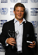 Defensive player of the year Daniel Braid.<br />Auckland Rugby Awards Evening, Sky City Convention Centre, Auckland, Friday 31 October 2008. Photo: Renee McKay/PHOTOSPORT