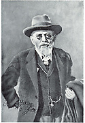 Giovanni Battista Grassi (1854-1925) Italian zoologist whose work helped establish that Malaria is transmitted by the Anopheles Mosquito.