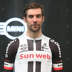 05-01-2017: Wielrennen: Presentatie Sunweb Giant: Rotterdam  <br />MUNSTER (NED) wielrennen<br />Albert Timmer liet doorschemeren dat hij eind 2018 een streep onder zijn wielerloopbaan wil zetten