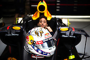 October 23, 2016: United States Grand Prix. Daniel Ricciardo (AUS), Red Bull