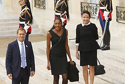 September 15, 2017 - Paris, France, France - Marie Jose Perec (Credit Image: © Panoramic via ZUMA Press)