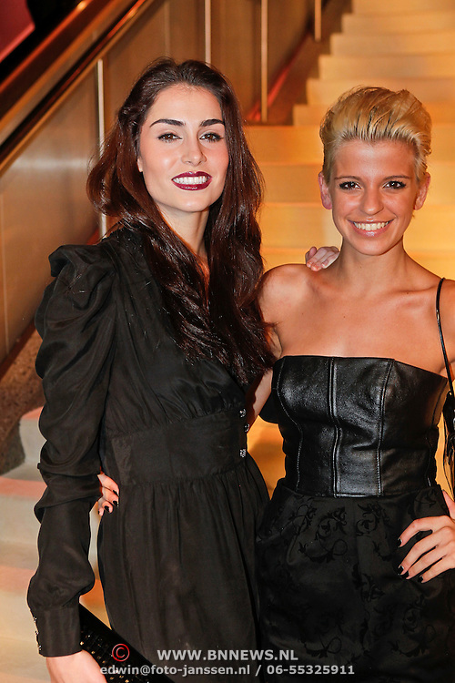 NLD/Amsterdam/20101209 - VIP avond Miljonairfair 2010, deelneemsters Holland Fashion Designers