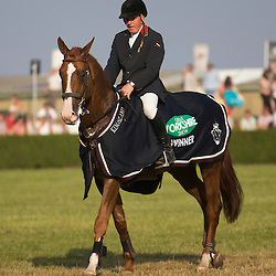 John Whittaker in Top Class Showjumping at the Great Yorkshire Show 2013<br /> Cock O' The North
