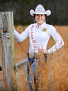Daily Photo by Gary Cosby Jr.   Lawrence County's Lauren Terry is the new Miss Rodeo USA.