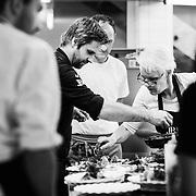 Biohotel Schwanen Bizau, Chefs Roulette, Vitus Winkler zu Gast im Bregenzerwald vom Sonnhof Verwöhnhotel im Pongau, Food, Koch, JRE, Jeunes Restaurateurs
