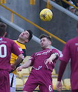 Arbroath&rsquo;s Mark Whatley - East Fife v Arbroath, SPFL League Two at New Bayview<br /> <br />  - &copy; David Young - www.davidyoungphoto.co.uk - email: davidyoungphoto@gmail.com