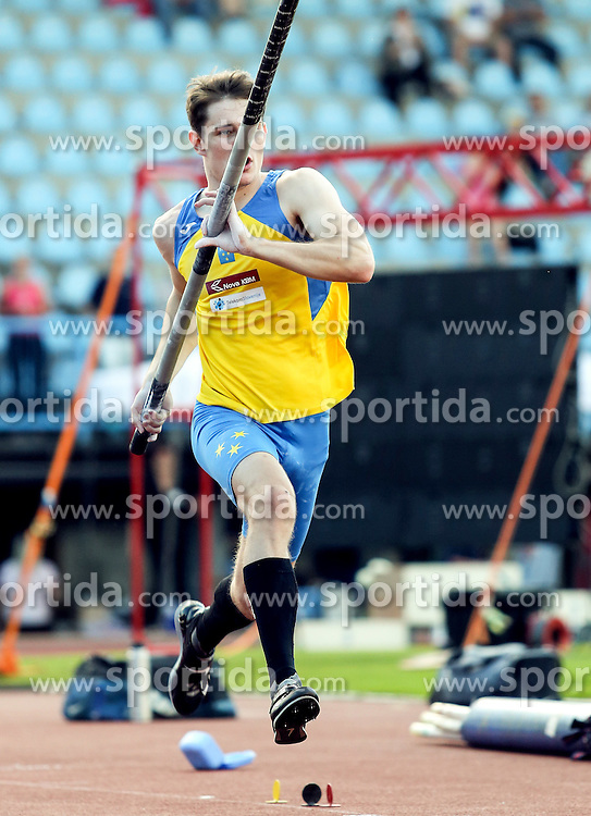 Robert Renner competes at Slovenian Athletic Cup 2016 on June 4, 2016 in Nova Gorica, Slovenia. Photo by Ales Hostnik / Sportida