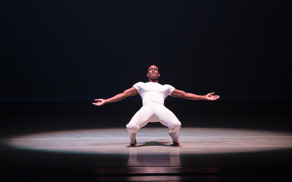 Alvin Ailey American Dance Theater, Wang Theatre