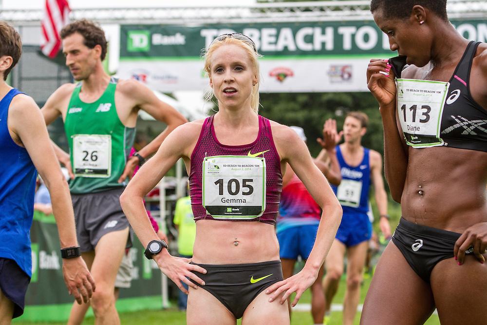 Beach to Beacon 10K: Gemma Steel wins
