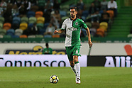 Sporting CP v CS Maritimo - 19 Sept 2017