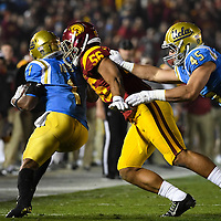 USC Football v UCLA 2016 | 1st Half