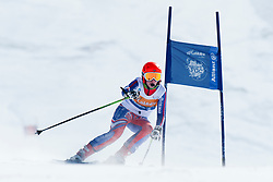 GALLAGHER Kelly, GBR, Giant Slalom, 2013 IPC Alpine Skiing World Championships, La Molina, Spain