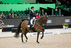 Kittel Patrick, SWE, Delaunay OLD<br /> FEI Dressage World Cup™ Grand Prix presented by RS2 Dressage - The Dutch Masters<br /> © Hippo Foto - Sharon Vandeput<br /> 14/03/19