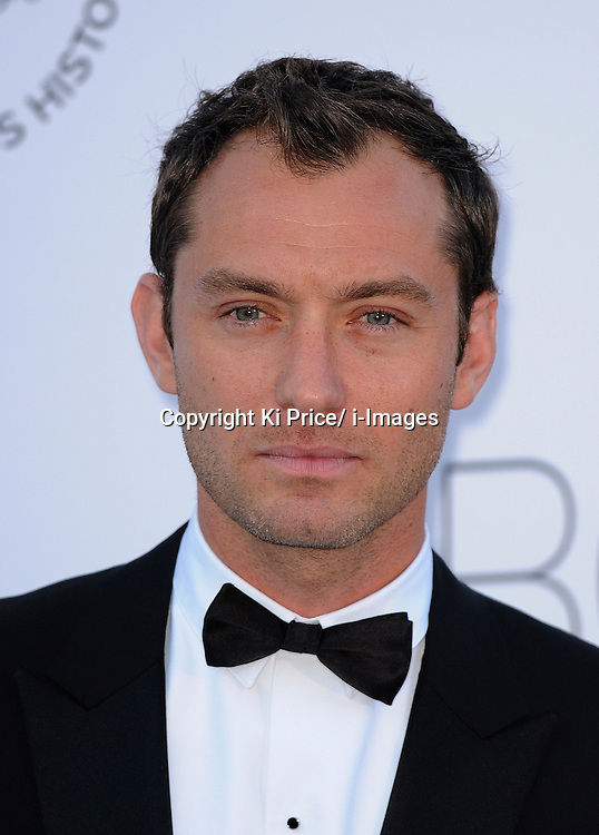 Jude Law at 2011 Cannes Festival. On January 19th 2012 Jude Law received a pay out of &pound;130,00 from News International over phone hacking. Photo By Ki Price/ i-Images<br /> File photo - Jude Law NOTW Hacking.<br /> Jude Law is told relative sold story of girlfriend Sienna Miller's affair with Daniel Craig. Picture filed Tuesday, 28th January 2014.