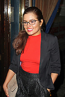 LONDON - March 25: Rachel Shenton at the Chortle Comedy Awards (Photo by Brett D. Cove)