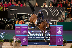 De Luca Lorenzo, ITA, Armitages Boy<br /> Leipzig - Partner Pferd 2019<br /> © Hippo Foto - Stefan Lafrentz