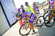 Tour of Thailand 2015/ Stage4/ Mukdahan - Nakhon<br /> Phanom/ Thai/ Kritsada Changpad
