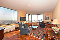 Living Room at 360 East 88th Street