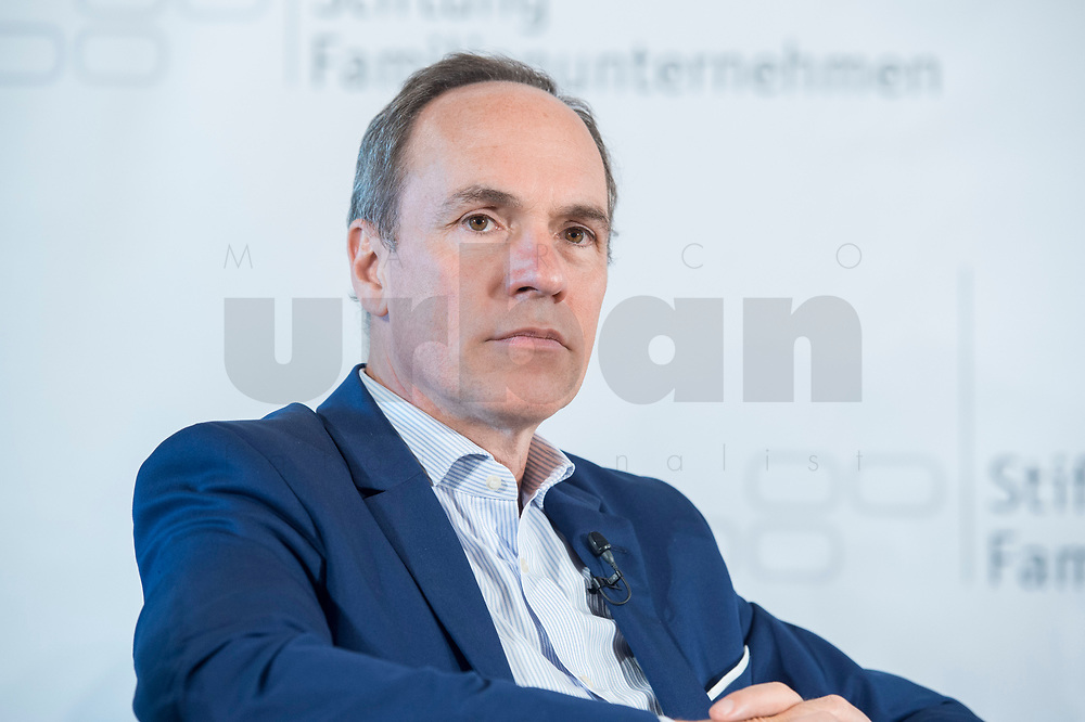 08 JUN 2018, BERLIN/GERMANY:<br /> Christoph Keese, Chief Executive Officer Axel Springer hy GmbH, Tag des deutschen Familienunternehmens, Stiftung Familienunternehmen, Hotel Adlon<br /> IMAGE: 20180608-01-285