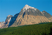 Mount Fitzwilliam. <br /> Mt. Robson Provincial Park<br /> British Columbia<br /> Canada
