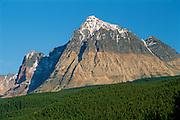 Mount Fitzwilliam. <br /> Mt. Robson Provincial Park<br /> British Columbia<br /> Canada