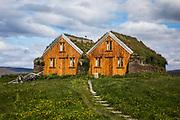 Möðrudalur, turf roof
