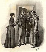 UK, Sherlock Holmes, 19th Century AD