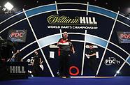 William Hill World Darts Championship - Day Thirteen - 29 December 2017