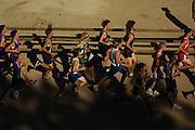 Oct 20, 2006; Walnut, CA, USA; General view of runners on the Valley Loop in the first mile of the 59th Mt. San Antonio College Cross Country Invitational.