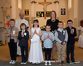 Glynn & Newtown Communion 2015