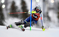 10.03.2017, Are, SWE, FIS Ski Alpin Junioren WM, Are 2017, Super G, Damen, im Bild IdA DANNEWITZ 12:a // during ladie's SuperG of the FIS Junior World Ski Championships 2017. Are, Sweden on 2017/03/10. EXPA Pictures © 2017, PhotoCredit: EXPA/ Nisse<br /> <br /> *****ATTENTION - OUT of SWE*****