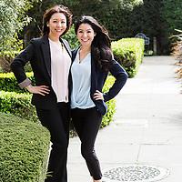 Karen and Carissa San Francisco 2016