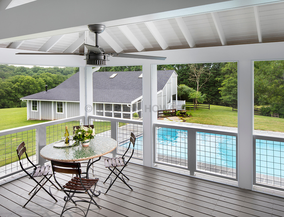 1025 Windswept home screened in porch