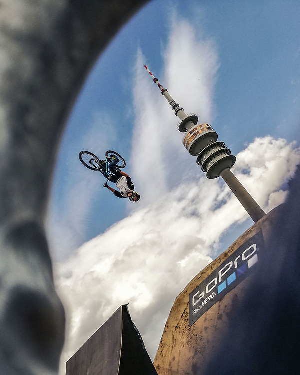 Swatch prime series at Munich Mash 2016 at Olympiapark München