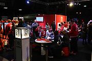 Dutch Comic Con - popculture en cosplay event  in de Jaarbeurs in Utrecht popculture en cosplay event.