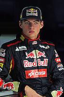 Max Verstappen (NLD) Scuderia Toro Rosso Test Driver.<br /> Japanese Grand Prix, Friday 3rd October 2014. Suzuka, Japan.