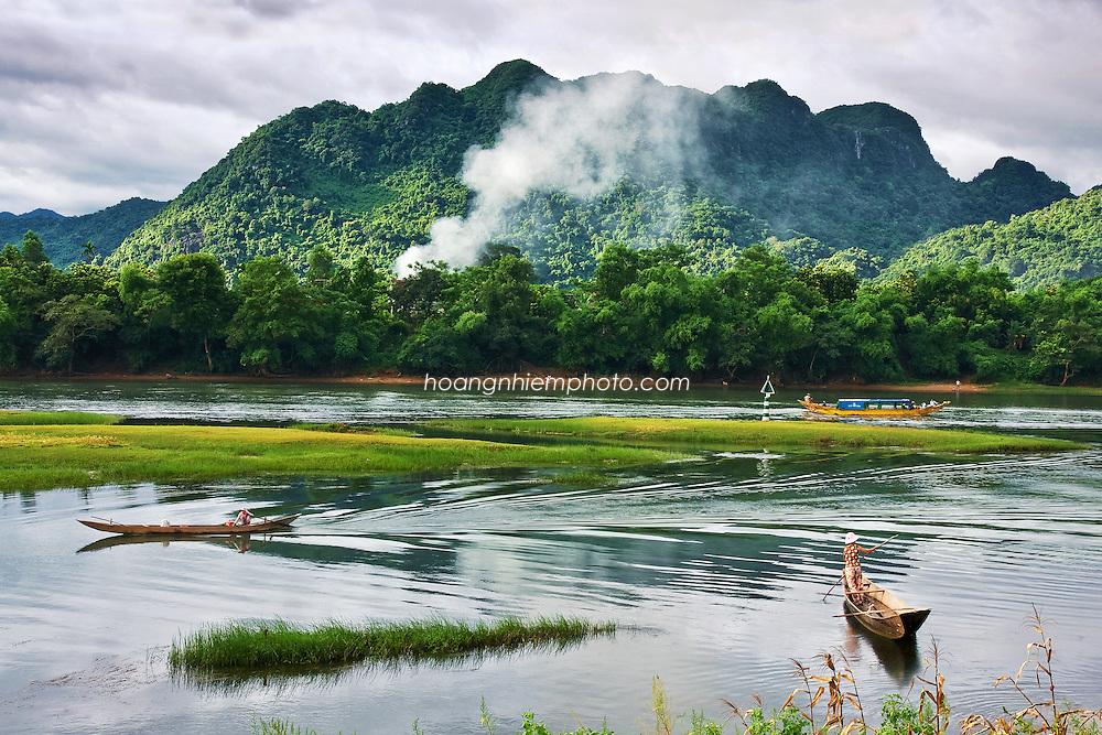 Vietnam Images-phong cảnh-landscape-Quảng Bình phong cảnh việt nam -Hoàng thế Nhiệm