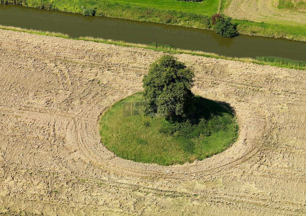 20110801 0173 Vliedberg 't Hof Blaemskinderen gekroond met grenslinde ligt tussen Goes en 's Gravenpolder
