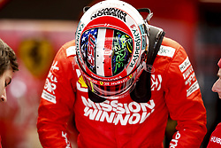 November 1, 2019, Austin, United States of America: Motorsports: FIA Formula One World Championship 2019, Grand Prix of United States, ..#16 Charles Leclerc (MCO, Scuderia Ferrari Mission Winnow) (Credit Image: © Hoch Zwei via ZUMA Wire)