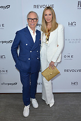 September 5, 2019, New York, NY, USA: September 5, 2019  New York City..Tommy Hilfiger and Dee Ocleppo attending The Daily Front Row Fashion Media Awards arrivals on September 5, 2019 in New York City. (Credit Image: © Kristin Callahan/Ace Pictures via ZUMA Press)