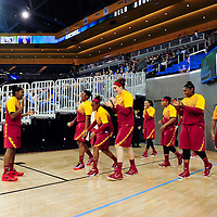 USC W Basketball @ UCLA