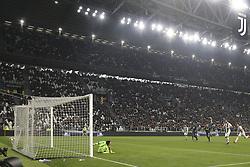 March 8, 2019 - Turin, Piedmont, Italy - Emre Can (Juventus FC) scores during the Serie A football match between Juventus FC and Udinese Calcio at Allianz Stadium on March 08, 2019 in Turin, Italy..Juventus won 4-1 over Udinese. (Credit Image: © Massimiliano Ferraro/NurPhoto via ZUMA Press)