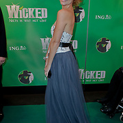 NLD/Scheveningen/20111106 - Premiere musical Wicked, Froukje de Both