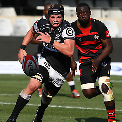 Durban, Saturday August 2015, GV during <br /> The Cell C Sharks U21s vs Eastern Province Kings U21s  Growthpoint Kings Park, (Photo by Steve Haag)