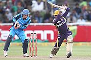 CLT20 Match 16 - Kolkata Knight Riders v Titans