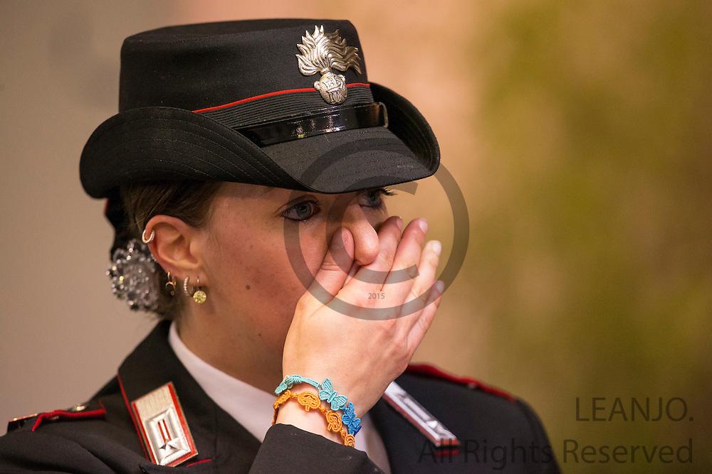 Valentina Truppa - Eremo del Castegno<br /> Reem Acra FEI World Cup Final 2013<br /> &copy; DigiShots