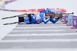 MASIELLO Enzo, Biathlon at the 2014 Sochi Winter Paralympic Games, Russia