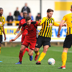 TELFORD COPYRIGHT MIKE SHERIDAN 2/3/2019 - during the National League North fixture between Boston United and AFC Telford United at the York Street Jakemans Stadium