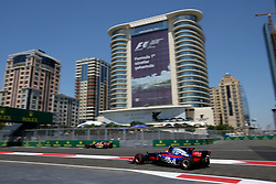 June 23, 2017 - Baku, Azerbaijan - Motorsports: FIA Formula One World Championship 2017, Grand Prix of Europe, ..#55 Carlos Sainz Junior (ESP, Scuderia Toro Rosso) (Credit Image: © Hoch Zwei via ZUMA Wire)